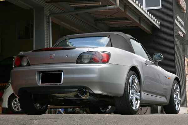 排気系パーツ, マフラー GP SPORTS EXAS EVO Tune S2000 AP1 JASMA