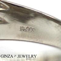 pt900プラチナリング3連ツイストデザイン指輪10.5号【新品仕上済】【pa】【ジュエリー】【人気】【】【送料無料】
