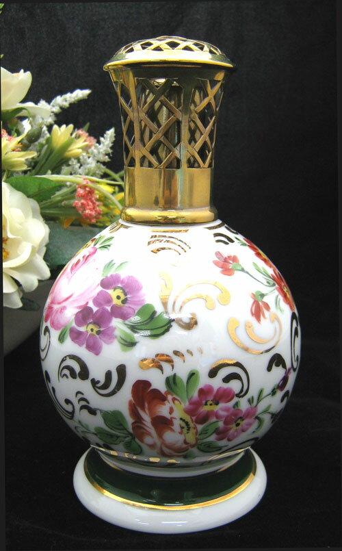 【アンティーク アロマランプ】ランプベルジェ 089g NP Roses Sevresmanufacturer unknown1960-1969:アート&アロマ 【グレイス】