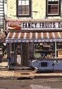 鈴木英人「FANCY FRUITS DAIRY」1987年 リトグラフ 額付版画作品国内 送料無料