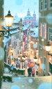 笹倉 鉄平 「聖ミクラーシュ教会、雪の眺望」Mala Strana in Snow2017年11月リリース キャンバス・ジグ...