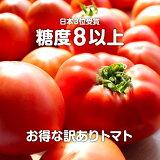 【送料無料】極上訳ありトマト 2kg(兵庫県産・産地直送)農薬不使用 美味しさそのまま!ご自宅用に!★トマトグランプリ第3位獲得 わけあり 訳アリ