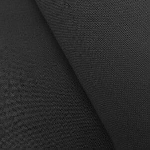 撮影用背景布3m×6m布バックスタジオ大型全身撮影用バックシート《ブラック・黒》