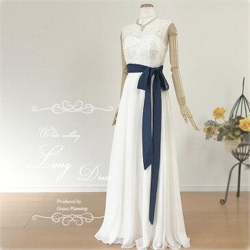ウェディングドレス 二次会 花嫁 白 清楚な刺繍のウェディングドレス ノースリーブのワンピースタイプ スレンダーラインでスタイル良く 花嫁ドレス ウエディングドレス 前撮り 後撮り gcd8852[5号7号9号11号13号]