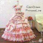 grace企画|カラードレス|ピンク系