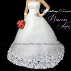 ウエディングドレスウェディングドレス結婚式二次会披露宴お色直しオフホワイト白ドレス花嫁衣裳フォトウエディングレストランウエディング5号小さいサイズSサイズオフホワイト