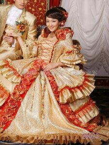 ウエディング・お姫様・サイズオーダーメイド・小さいサイズ・大きいサイズ・イベント舞台衣装...