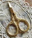 ミニチュアサイズのハサミ エリザベス1世 手芸が楽しくなる素敵なハサミ【05P19Mar14】