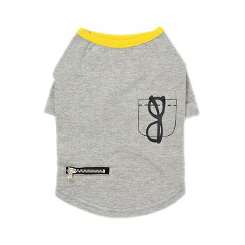 ペットウェア 【TINOTITO だまし絵Tシャツ】XLサイズ CB