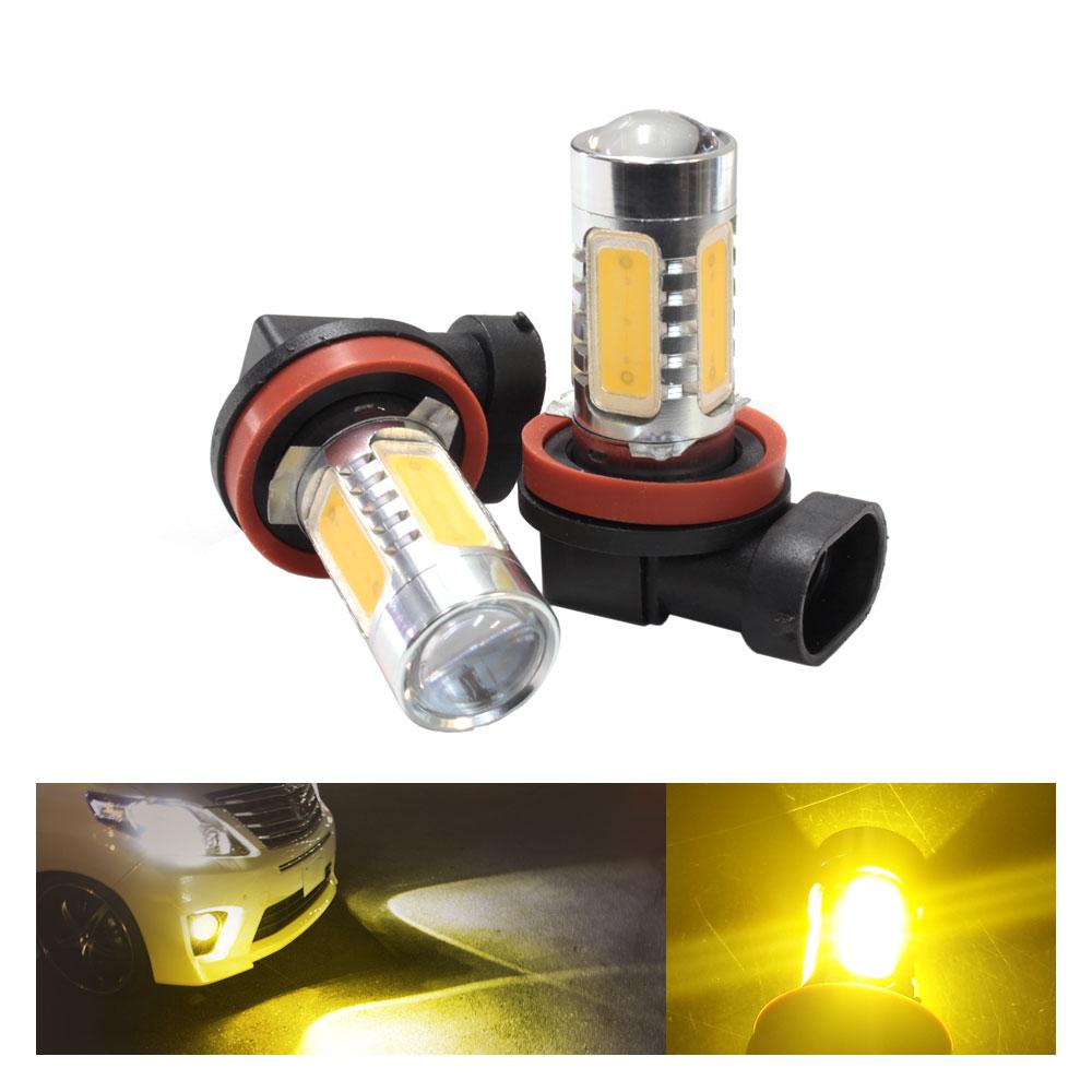 ライト・ランプ, フォグランプ・デイランプ 124 E52 H261 H8 LED 16W