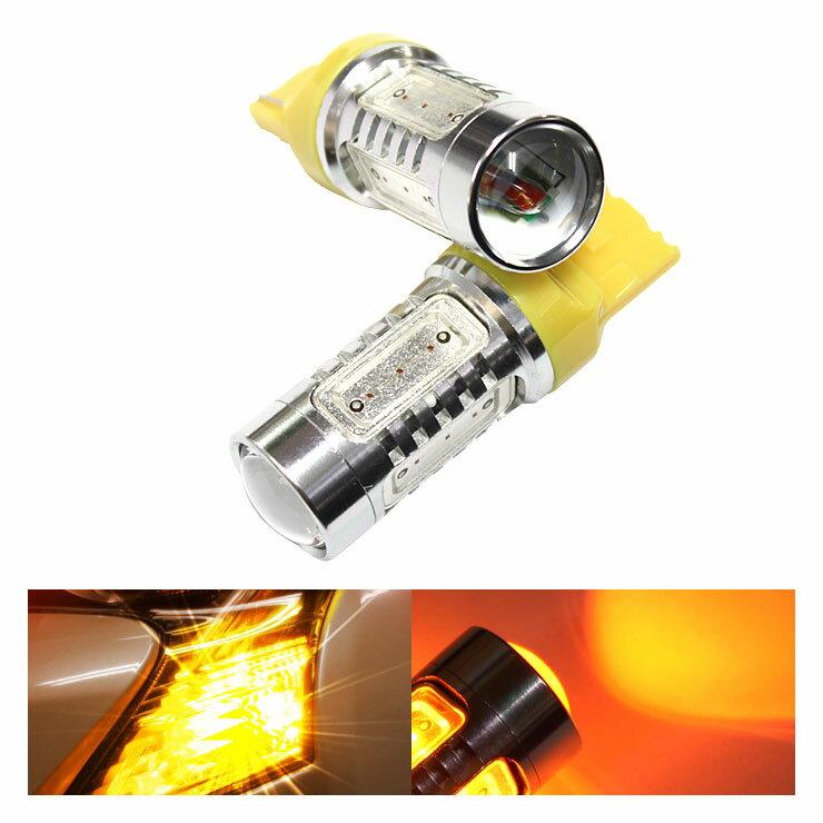 ライト・ランプ, ウインカー・サイドマーカー 124 E52H261 T20T20 16W LED