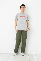 5.6ozプリントTシャツ半袖|GRACIOUSGROUNDボックスロゴ|XS~Lサイズ、メンズ・レディース、お揃い・ペアルック◎|GRACIOUSGROUND(グレイシャスグラウンド)|【メール便、レターパック対応】【auktn】05P23Sep15