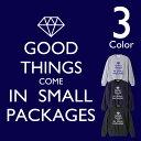 【お揃い・ペアルック、メンズ、レディース】英国風 ブリティッシュロゴ クルーネックスェット トレーナー 裏毛 Good things come in small packages.ロゴ 長袖10.0 oz (オンス)S、M、L、XLサイズ 男女兼用 【auktn】05P18Jun16