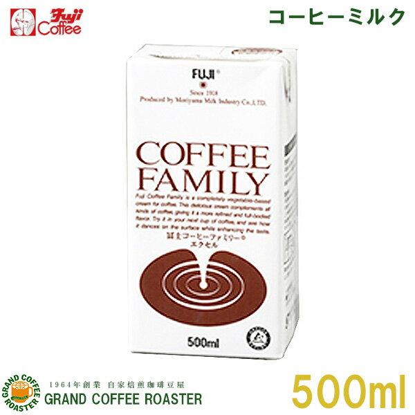 ケース Fuji 冨士コーヒーファミリーエクセル500ml×12本入り