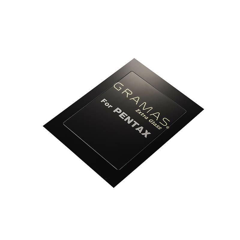 デジタルカメラ用アクセサリー, 液晶保護フィルム  GRAMAS PENTAX K-1 Extra Camera Glass