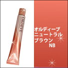 ミルボンオルディーブニュートラルブラウンNB/カラー剤/1剤/1液/業務用/