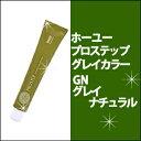 ホーユー hoyu プロステップ グレイカラーGN グレイナチュラル 80g カラー剤/1剤/1液/業務用/おしゃれ染め/白髪染め