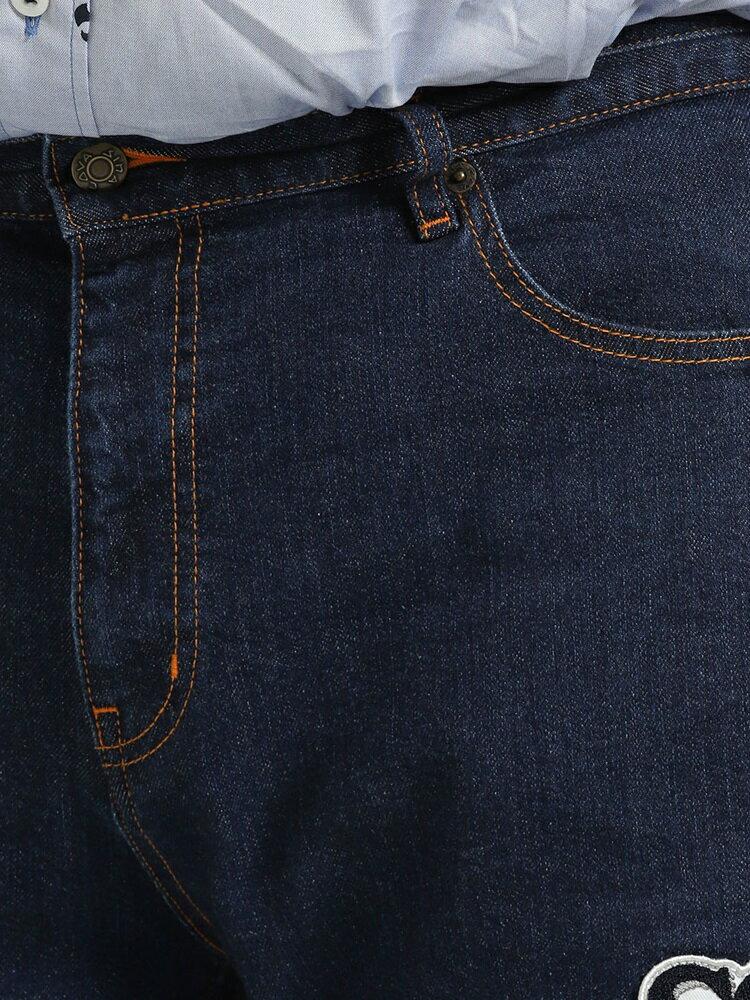 【大きいサイズ・メンズ】SINA COVA (シナコバ) 5Pストレッチジーンズ