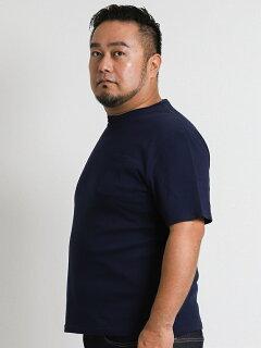 【大きいサイズ・メンズ】RealMasters(リアルマスターズ)ストレッチクルー半袖Tシャツ