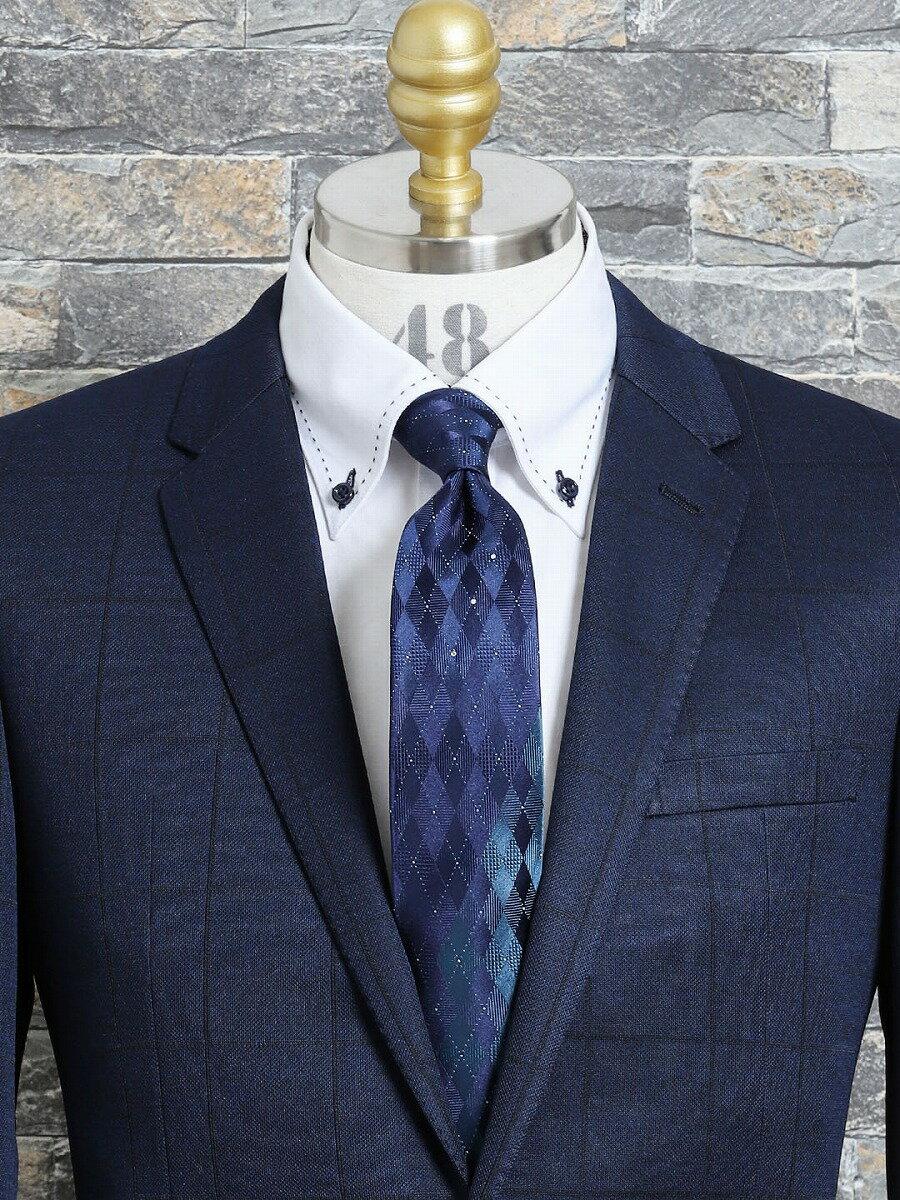 スーツ用ファッション小物, ネクタイ 7.0cm
