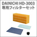 ダイニチ加湿器 HD-3003用フィルターセット