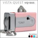 VISTAQUEST(ビスタクエスト)VQ1005 トイカメラ(トイデジ)