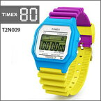 TIMEX80(タイメックス80)MULTICOLORT2N009腕時計