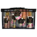 AMULETO アムレート ボディケアセット 5点 オリエンタルローズの香り 日本グランド シャンパーニュ プレゼント ギフト