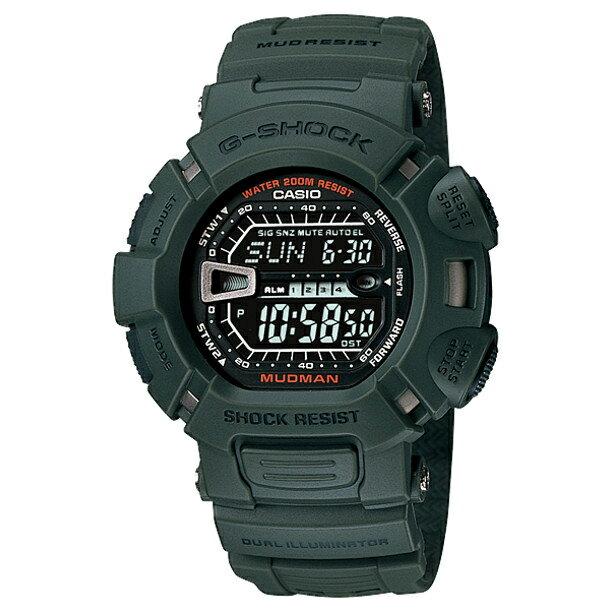 腕時計, メンズ腕時計  CASIO G-SHOCK G MUDMAN G-9000-3V