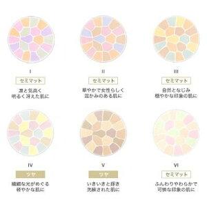 エレガンスラプードルオートニュアンス全6色(本体※ケース・パフ付)