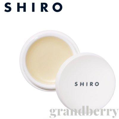 SHIRO(シロ) サボン 練り香水 (フレグランス) 12g【メール便発送】