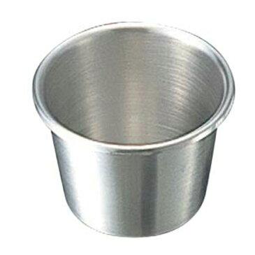ステンレス製 パティシェール 18-8プリンカップ7cm  PP-620 4903400