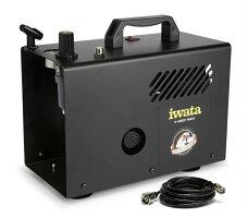 デコエアー用小型コンプレッサー・パワージェットライト125W/100V【IS-925】50hz(北海道・東北・東京電力)用