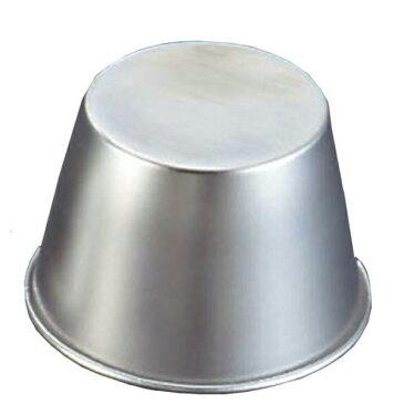 ステンレス製プリンカップ EBM18-8 特大 内径8cm 6513600