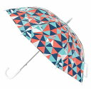ビニール傘 プリズム HAPPY CLEAR UMBRELLA PRISM HHLG6010
