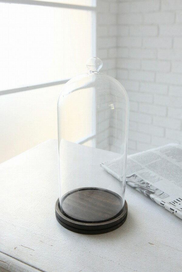 プロジェクション・トールドームMサイズコベントガーデンCOVENTGARDENHX-54オブジェなどを展示するのにオススメなガラス製ドームケース/GLASSDOME展示用ガラスドーム店舗什器ディスプレイアンティークショーケースコレクションボックス