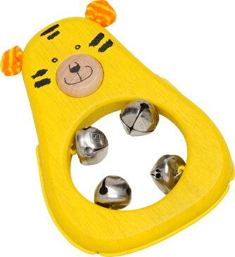 【最大2,000円オフクーポン発行中!】【木のおもちゃ】音の出るおもちゃ I'm TOY アイムトイ 知育玩具 どうぶつ音楽会タイガー