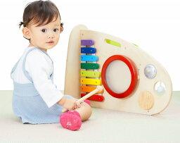 【最大2,000円オフクーポン発行中!】スロープローラー&ミュージックステーション アイムトイ 楽器玩具 1歳誕生日