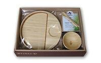 送料無料】出産祝い竹食器離乳食〜幼児食まで使えるのでオススメです。人気のFUNFAM竹食器