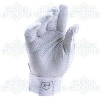 【海外限定】【送料無料】アンダーアーマーヤード野球バッティンググローブペア両手手袋UnderArmourYardBaseballBattingGlovesPair