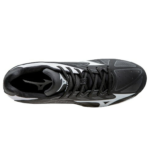 ST ハーパー2ステルスLow *00 アンダーアーマー 野球スパイク18SS (3019933-BLK/BLK) 【UNDER ARMOUR】