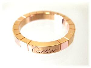 【Cartier】カルティエ 世界の最高級の逸品として有名なカルティエ リングの中でも人気デザイン...