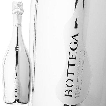 ボッテガ ホワイトゴールド 白 中辛口 スパークリングワイン 旧プラチナ