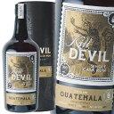 ラム酒 キルデビル グアテマラ ダルサ 2007 8年 46% 700ml 【箱入】