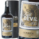 ラム酒 キルデビル ジャマイカ ワーシーパーク 2005 10年 46% 700ml 【箱入】