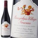 ボジョレー ヴィラージュ ヌーヴォー 2020 ドメーヌ マルタン 赤ワイン【ご予約特価】