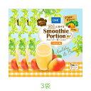 サクラ食品 DHC スムージー ポーション バナナ味 (22g×5個)×3袋 スムージー DHC シールド乳酸菌 メール便 mb
