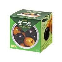 K&K 缶つま ベジタパスミックスオリーブ 60g×24缶入 【配送区分A】hs