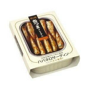 K&K 缶つま ハバネロサーディン 105g×48缶入 【配送区分A】hs