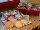 ★新発売★アップルクッキーボックス(12枚入) 【GRANNY SMITH(グラニースミス)APPLE PIE & COFFEE】Apple Cookie Box